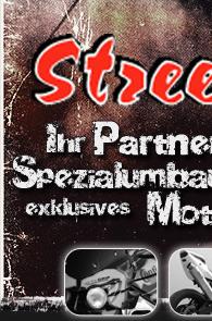Streetbike - Ihr Partner für Spezialumbauten und exklusives Motorraddesign